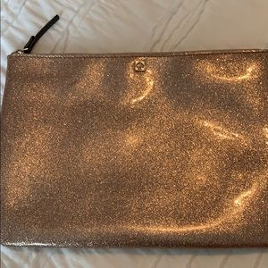 Kate Spade Rose Gold Pouch/Clutch